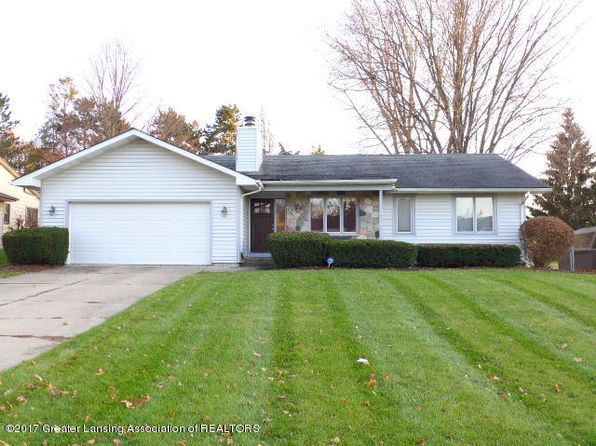 3 bed 3 bath Single Family at 5109 Grape Arbor Ln Lansing, MI, 48917 is for sale at 180k - google static map