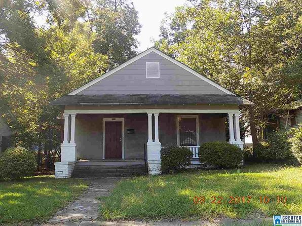 3 bed 1 bath Single Family at 2809 29th Pl W Birmingham, AL, 35208 is for sale at 40k - 1 of 10