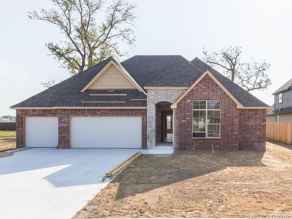 3 bed 3 bath Single Family at 12445 S 73rd Pl Bixby, OK, 74008 is for sale at 345k - google static map