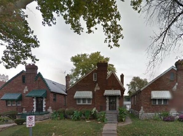1 bed 1 bath Single Family at 4231 W SAN FRANCISCO AVE SAINT LOUIS, MO, 63115 is for sale at 48k - google static map