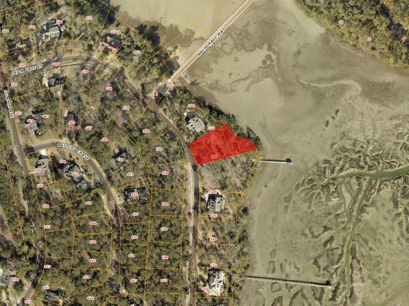 null bed null bath Vacant Land at 233 DELA GAYE PT BEAUFORT, SC, 29902 is for sale at 94k - google static map