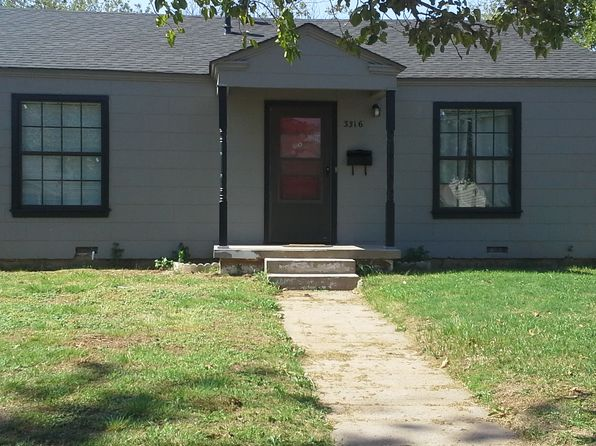 2 bed 1 bath Single Family at 3316 Sherwood Ln Wichita Falls, TX, 76308 is for sale at 72k - google static map