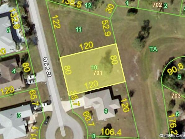 null bed null bath Vacant Land at 1494 Oriel Ct Punta Gorda, FL, 33983 is for sale at 25k - 1 of 4