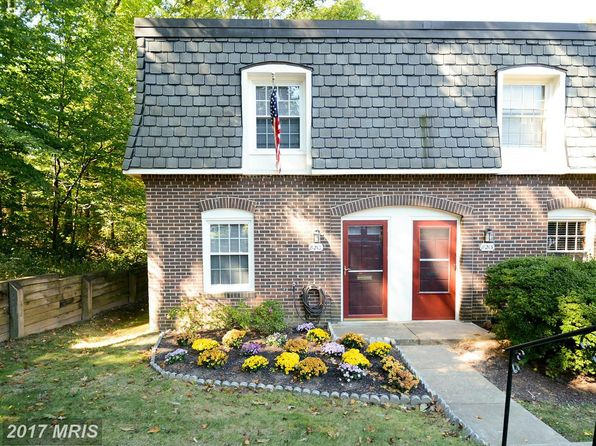 2 bed 1 bath Townhouse at 8213 Tory Rd Springfield, VA, 22152 is for sale at 254k - 1 of 23