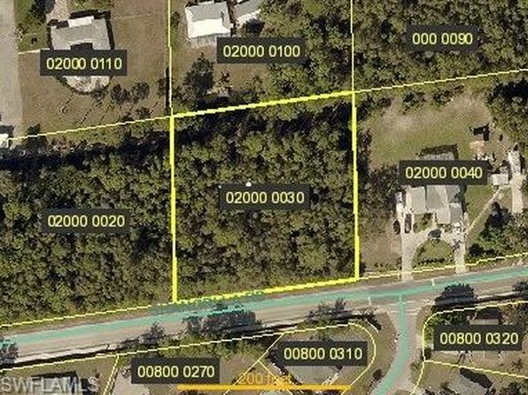 null bed null bath Vacant Land at 10351 SHANGRI LA RD BONITA SPRINGS, FL, 34135 is for sale at 90k - google static map