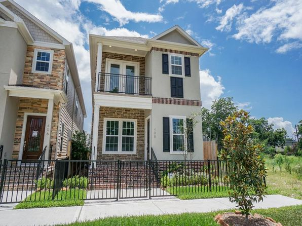 3 bed 4 bath Single Family at 408 W 28th St Houston, TX, 77008 is for sale at 600k - 1 of 29