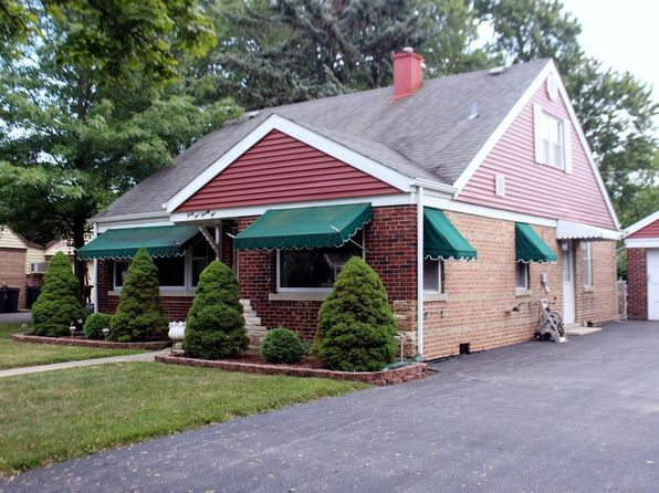 4 bed 2 bath Single Family at 4121 Wainwright Pl Oak Lawn, IL, 60453 is for sale at 170k - 1 of 27