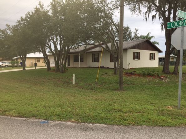 3 bed 2 bath Single Family at 2380 N Cochrane Rd Avon Park, FL, 33825 is for sale at 128k - 1 of 11
