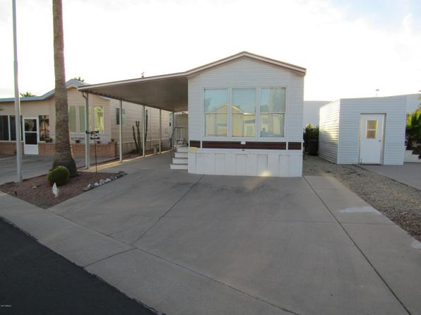 1 bed 1 bath Mobile / Manufactured at 2918 S Cree Dr Apache Junction, AZ, 85119 is for sale at 45k - 1 of 11