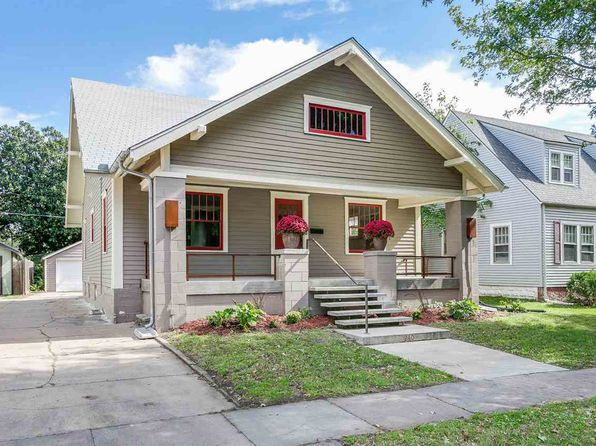 4 bed 2 bath Single Family at 240 S Chautauqua Ave Wichita, KS, 67211 is for sale at 175k - 1 of 29