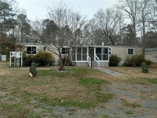 2 bed 2 bath Mobile / Manufactured at Undisclosed Address Gloucester, VA, 23061 is for sale at 25k - 1 of 10