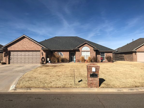 4 bed 2 bath Single Family at 1821 Caribou Cir Altus, OK, 73521 is for sale at 245k - 1 of 23