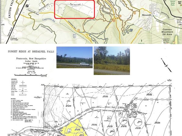 null bed null bath Vacant Land at  Park View Dr Franconia, NH, 03580 is for sale at 91k - google static map