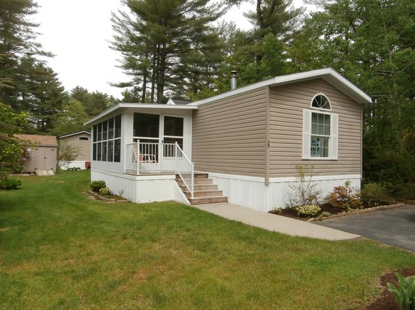 2 bed 2 bath Single Family at 39 Maple Dr Gorham, ME, 04038 is for sale at 55k - 1 of 10