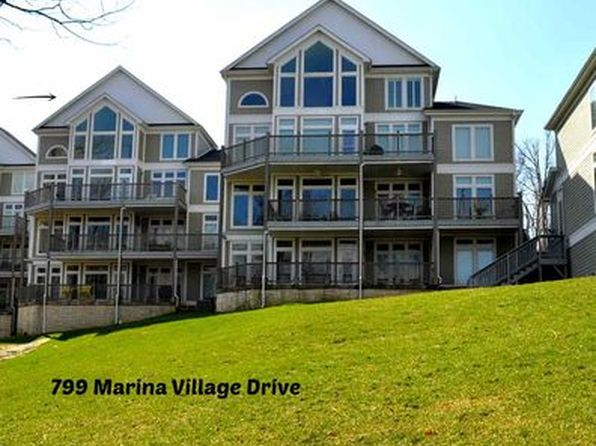4 bed 3 bath Condo at 799 Marina Village Dr Grand Rivers, KY, 42045 is for sale at 379k - 1 of 25