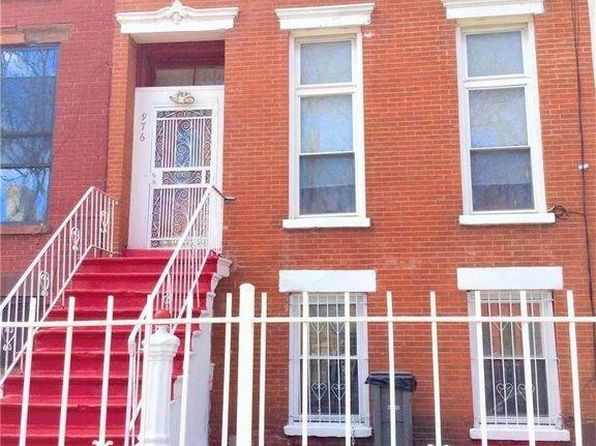 5 bed 2 bath Single Family at 976 Gates Ave Brooklyn, NY, 11221 is for sale at 1.38m - google static map