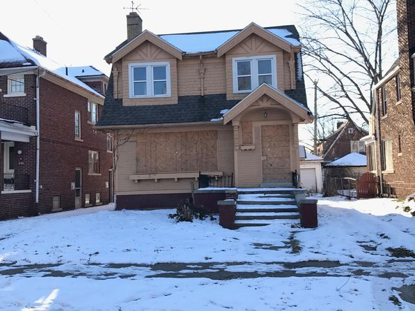 3 bed 1 bath Single Family at 3461 DEVONSHIRE RD DETROIT, MI, 48224 is for sale at 11k - google static map