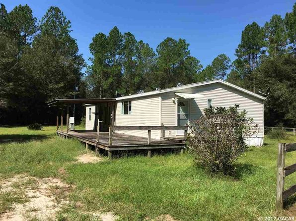 3 bed 2 bath Mobile / Manufactured at 16817 NW 110th Ave Alachua, FL, 32615 is for sale at 120k - 1 of 13