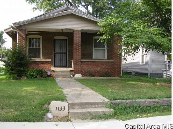 2 bed 1 bath Single Family at 1133 W Elliott Ave Springfield, IL, 62702 is for sale at 55k - 1 of 9