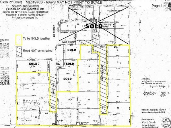 null bed null bath Vacant Land at  Diane Stephen Ln Abita Springs, LA, 70420 is for sale at 494k - google static map