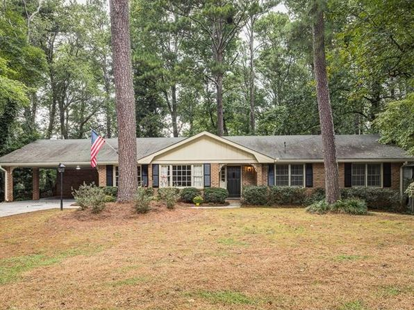 4 bed 2 bath Single Family at 2708 Claridge Ct Dunwoody, GA, 30360 is for sale at 390k - 1 of 31