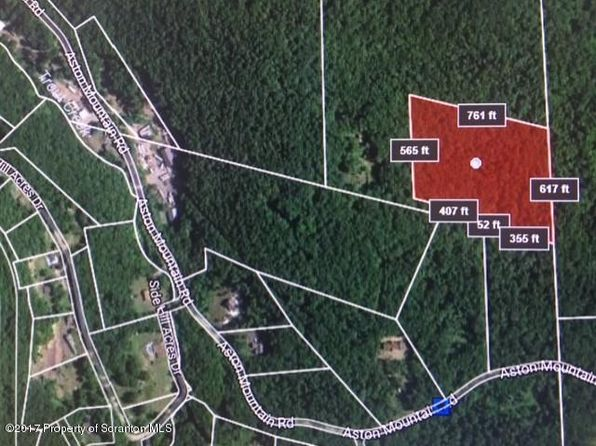 null bed null bath Vacant Land at NO Aston Mountain Rd Spring Brook Twp, PA, 18444 is for sale at 100k - 1 of 5