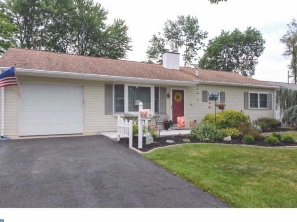 3 bed 1 bath Single Family at 830 Eldridge Rd Fairless Hills, PA, 19030 is for sale at 265k - 1 of 25