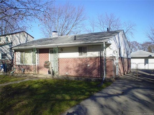 3 bed 2 bath Single Family at 30954 Hiveley St Westland, MI, 48186 is for sale at 109k - 1 of 9