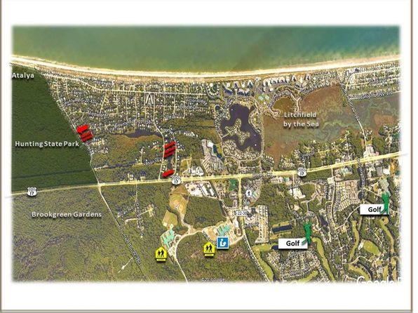 null bed null bath Vacant Land at  TRACE DR PAWLEYS ISLAND, SC, 29585 is for sale at 1.40m - 1 of 2