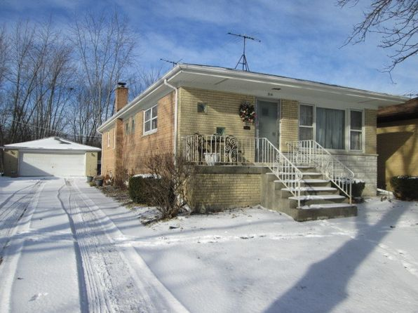3 bed 2 bath Single Family at 314 Abbott Ave Chicago Heights, IL, 60411 is for sale at 110k - 1 of 9