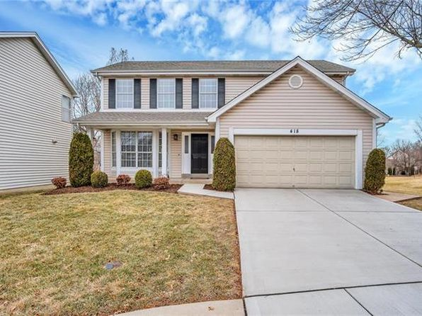 4 bed 3 bath Single Family at 418 HUNTERS CROSSING CT GROVER, MO, 63040 is for sale at 265k - 1 of 32