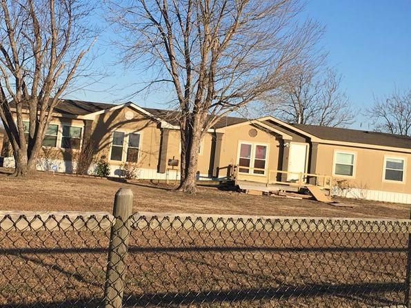 4 bed 2 bath Mobile / Manufactured at 1542 N Highway 64 Haskell, OK, 74436 is for sale at 85k - google static map