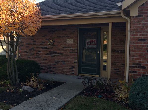 2 bed 2 bath Condo at 2671 Pine Marsh Dr Grove City, OH, 43123 is for sale at 135k - 1 of 11