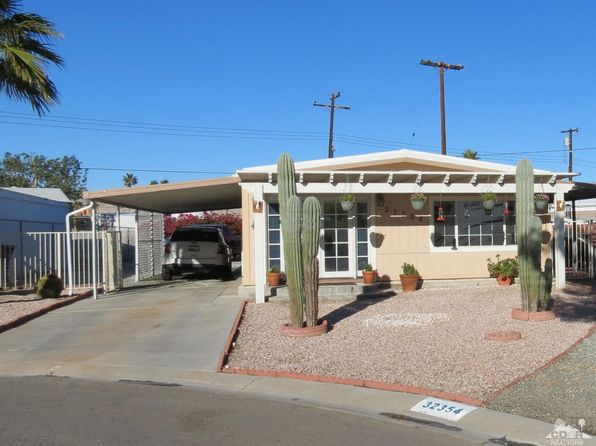 2 bed 2 bath Mobile / Manufactured at 32354 Sonoma Cir Thousand Palms, CA, 92276 is for sale at 120k - 1 of 18
