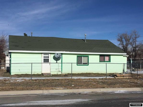 2 bed 1 bath Single Family at 517 W State St Rawlins, WY, 82301 is for sale at 50k - google static map