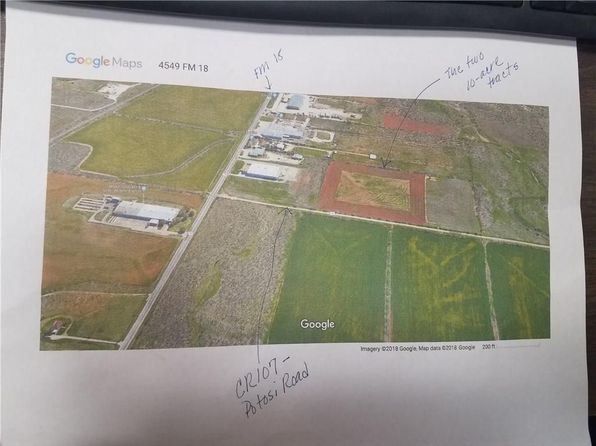 null bed null bath Vacant Land at 000 Cr Abilene, TX, 79602 is for sale at 55k - google static map