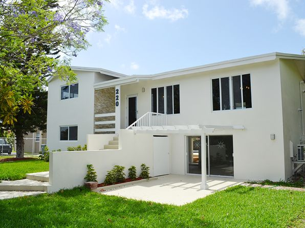 4 bed 2 bath Single Family at 220 NW 42nd St Oakland Park, FL, 33309 is for sale at 368k - 1 of 37