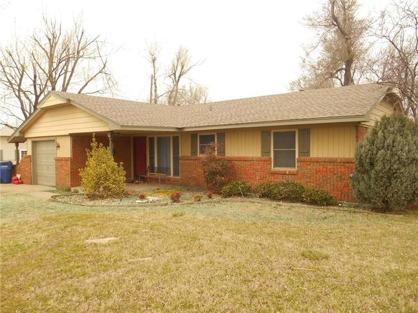 3 bed 1 bath Single Family at 202 W OSAGE ST EL RENO, OK, 73036 is for sale at 95k - google static map
