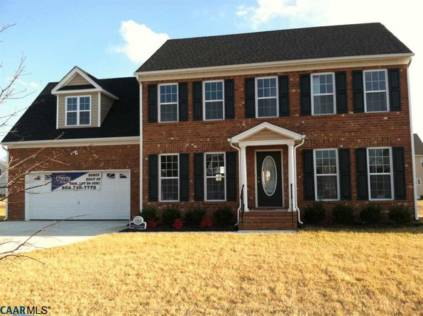 4 bed 3 bath Single Family at 4 Briery Farm Rd Scottsville, VA, 24590 is for sale at 234k - google static map