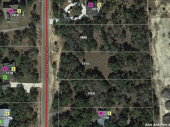 null bed null bath Vacant Land at 1715 Cypress Pass Rd Spring Branch, TX, 78070 is for sale at 30k - google static map