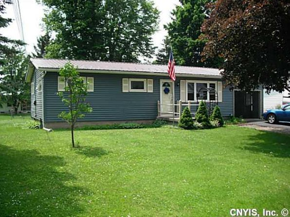 2 bed 2 bath Single Family at  124 EASTWOOD AVENUE OWASCO, NY, 13021 is for sale at 122k - google static map