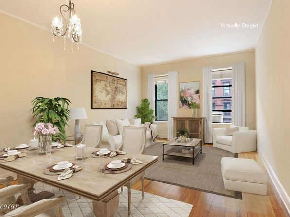 2 bed 1 bath Cooperative at 215 W 105th St New York, NY, 10025 is for sale at 850k - 1 of 7