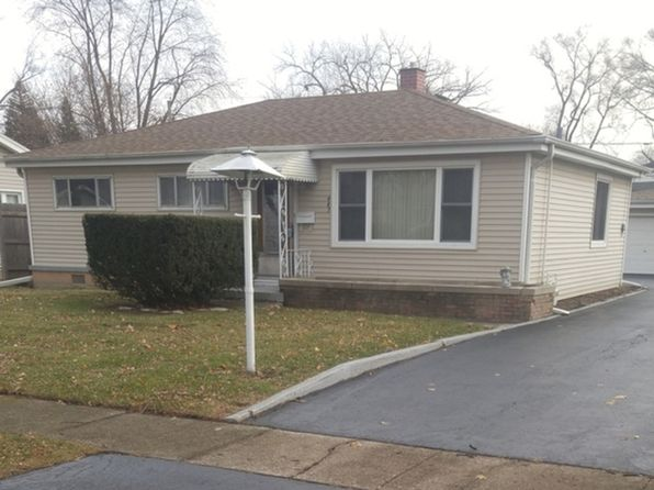 3 bed 1 bath Single Family at 443 N Bierman Ave Villa Park, IL, 60181 is for sale at 190k - google static map