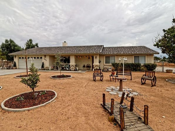 4 bed 2 bath Single Family at 15001 Ramona Rd Apple Valley, CA, 92307 is for sale at 275k - 1 of 25