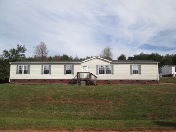 4 bed 2 bath Mobile / Manufactured at 115 Zircon Dr Statesville, NC, 28625 is for sale at 115k - 1 of 16
