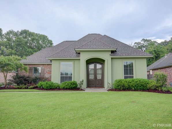 3 bed 2 bath Single Family at 38438 RUE CHATEAU AVE GONZALES, LA, 70737 is for sale at 271k - 1 of 10