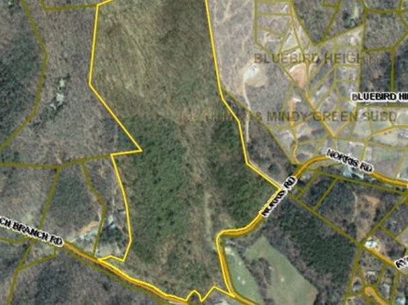 null bed null bath Vacant Land at  Norris Road otto, NC, 28763 is for sale at 279k - google static map