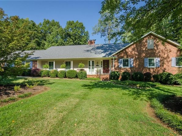4 bed 3 bath Single Family at 5202 Forest Oaks Dr Greensboro, NC, 27406 is for sale at 248k - 1 of 27