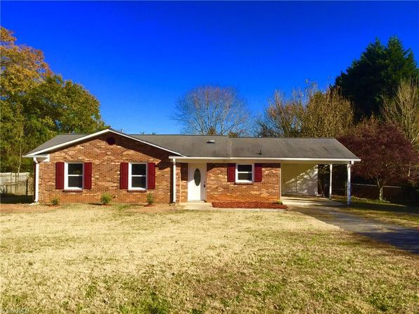 3 bed 2 bath Single Family at 2211 Stonehaven Rd Kernersville, NC, 27284 is for sale at 120k - 1 of 12