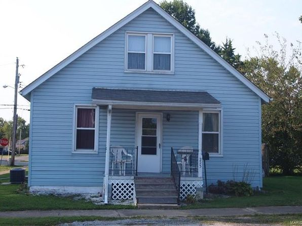 2 bed 1 bath Single Family at 223 E 1st St O Fallon, IL, 62269 is for sale at 44k - google static map